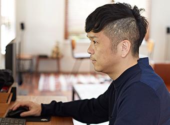 ワンストップウェブセンター デザイナー/ディレクター八代有史